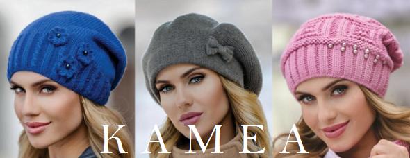 czapki kamea